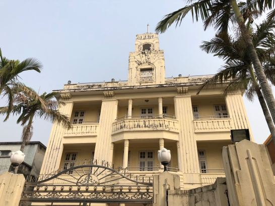 Kwok family mansion (of Wing On & Co)